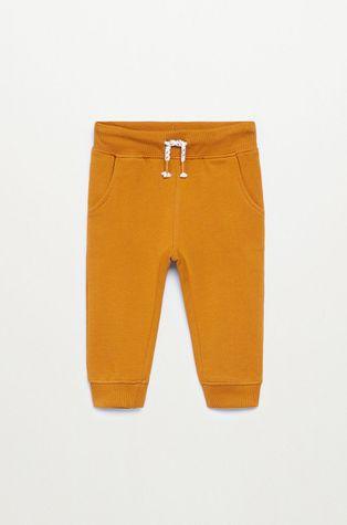 Mango Kids - Detské nohavice MATEOP7