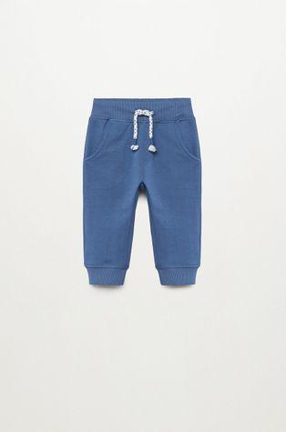 Mango Kids - Pantaloni copii MATEOP7