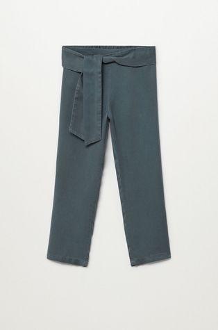 Mango Kids - Spodnie dziecięce Amelie 110-164 cm