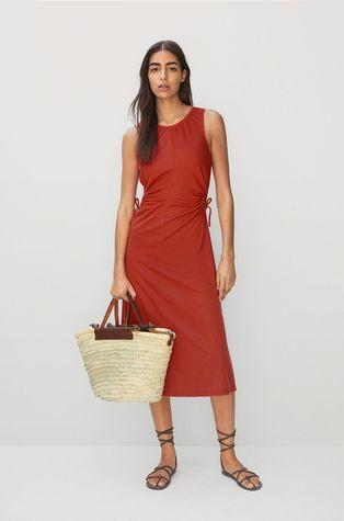 Mango - Sukienka Gabi