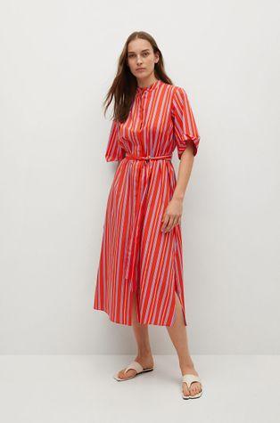 Mango - Хлопковое платье THAMES