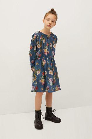 Mango Kids - Dívčí šaty ROSAS