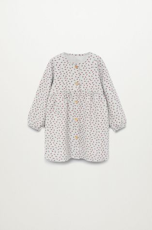 Mango Kids - Sukienka dziecięca CLAVEL