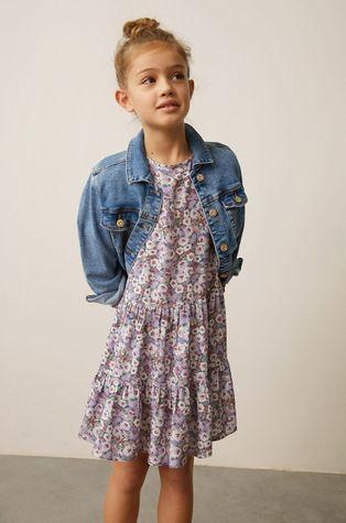 Mango Kids - Dívčí šaty ODETTE