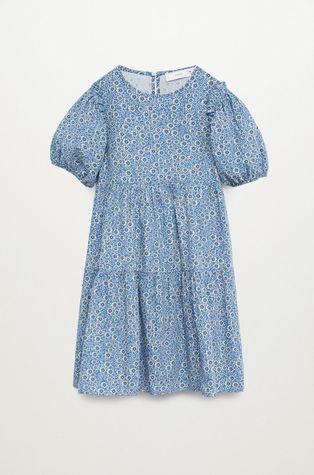 Mango Kids - Детска рокля VIVIAN
