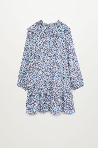Mango Kids - Dívčí šaty Kiran 110-164 cm