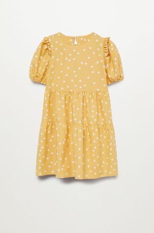 Mango Kids - Dívčí šaty DONNA