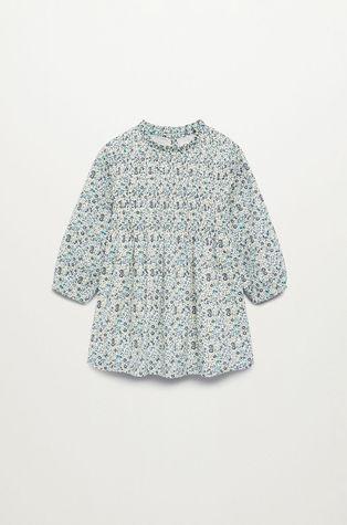 Mango Kids - Dívčí šaty BLUME 80-110 cm