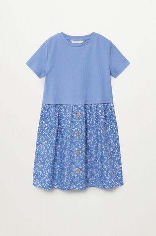 Mango Kids - Dívčí šaty BERTA8