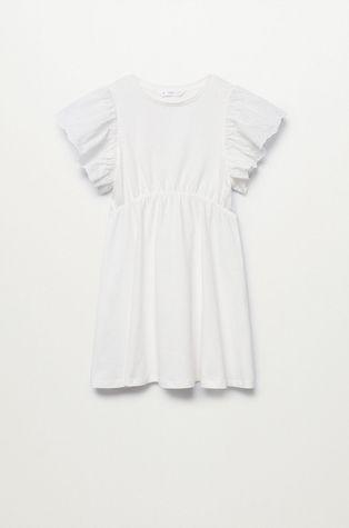 Mango Kids - Детска рокля Suizi 116-164 cm