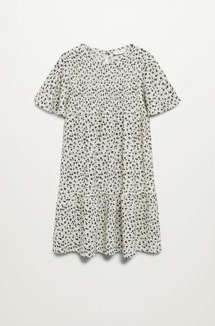 Mango Kids - Sukienka dziecięca Habana 116-164 cm