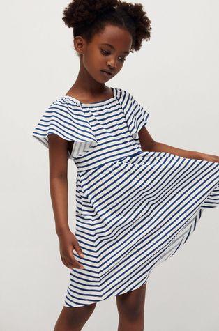 Mango Kids - Dievčenské šaty Martina 110-164 cm