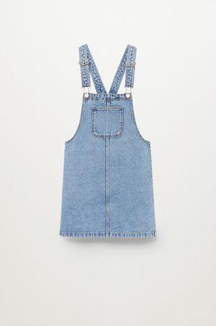 Mango Kids - Детское платье Paula 110-164 cm