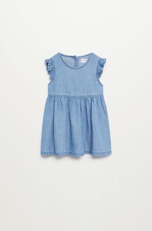 Mango Kids - Dievčenské šaty Marta 80-110 cm