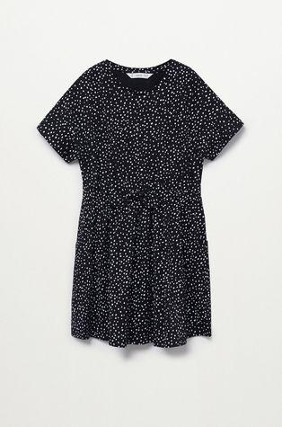 Mango Kids - Sukienka dziecięca Vanesa 110-164 cm