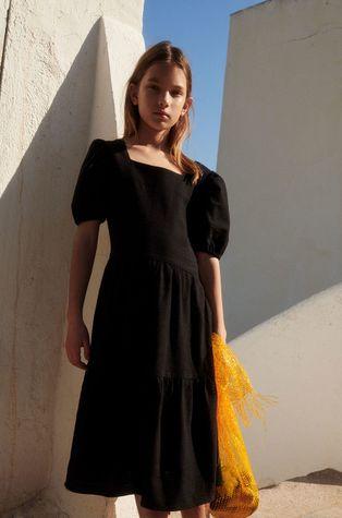 Mango Kids - Детска рокля MAREIKE