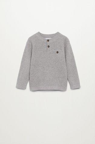 Mango Kids - Детски пуловер Bojan 80-104 cm