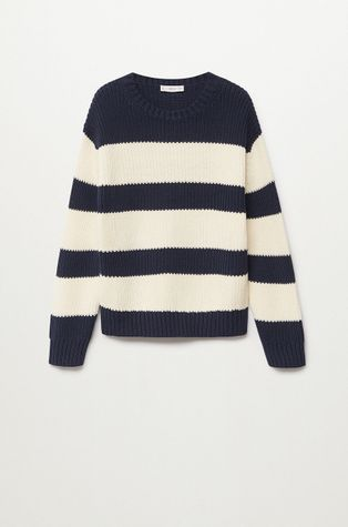 Mango Kids - Детски пуловер Brick 116-164 cm
