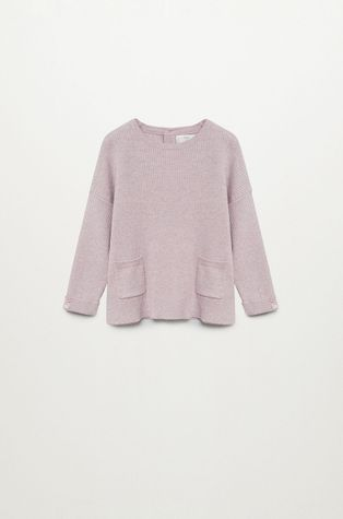 Mango Kids - Детский свитер Paolab 86-116 cm