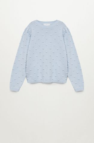 Mango Kids - Sweter dziecięcy Pompa 116-164 cm