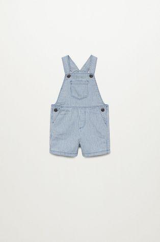Mango Kids - Pantaloni scurti copii Grana8 80-104 cm