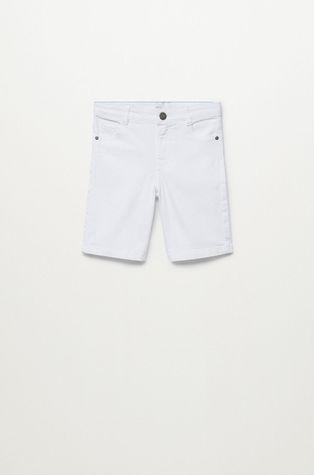 Mango Kids - Pantaloni scurti copii Perub 110-164 cm