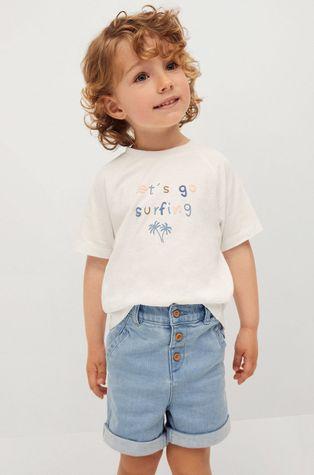 Mango Kids - Дитячі джинсові шорти Joku8 80-104 cm