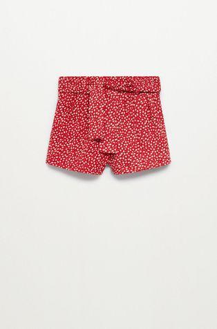 Mango Kids - Detské krátke nohavice ROVISHO