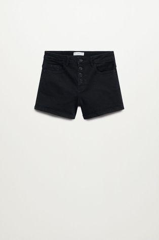 Mango Kids - Szorty jeansowe dziecięce Rose