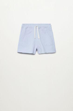 Mango Kids - Szorty dziecięce Lea8 116-164 cm