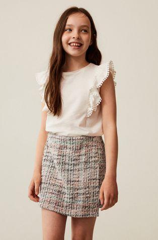 Mango Kids - Szorty dziecięce Jenn 116-164 cm
