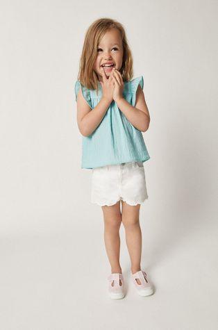 Mango Kids - Gyerek rövidnadrág BERTAB