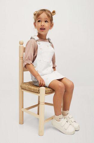 Mango Kids - Дитяча сукня FLOWERS