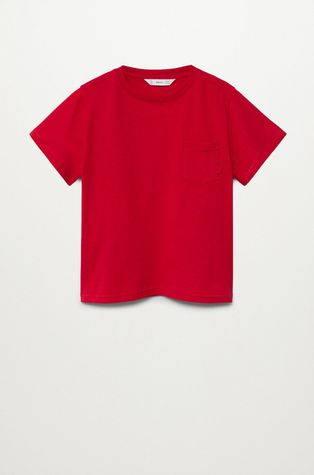 Mango Kids - T-shirt dziecięcy BRAD