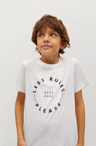 Mango Kids - Detské tričko THINKING