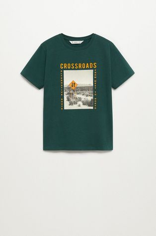 Mango Kids - Detské tričko CROSS