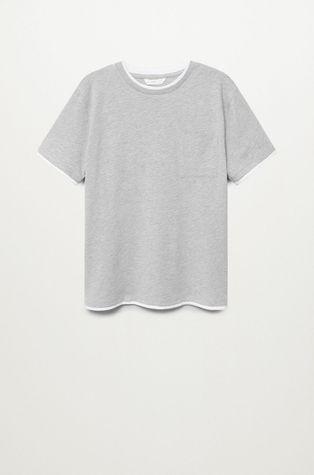Mango Kids - T-shirt dziecięcy ESTEBAN