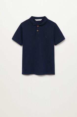 Mango Kids - Detské polo tričko Polo 110-164 cm