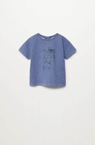 Mango Kids - Dětské tričko VIBES
