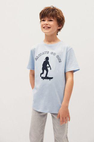 Mango Kids - T-shirt dziecięcy SKATER