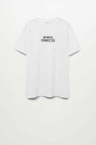 Mango Kids - Dětské tričko Connect
