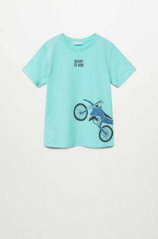 Mango Kids - Detské tričko VECHICLE