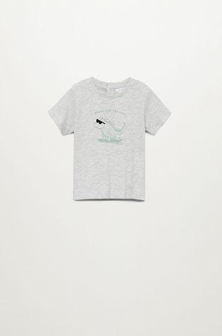 Mango Kids - T-shirt dziecięcy Ready 80-104 cm