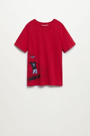 Mango Kids - T-shirt dziecięcy Coco8 110-152 cm