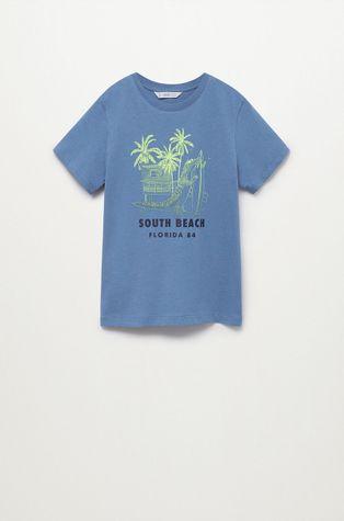 Mango Kids - Detské tričko Florida 110-164 cm