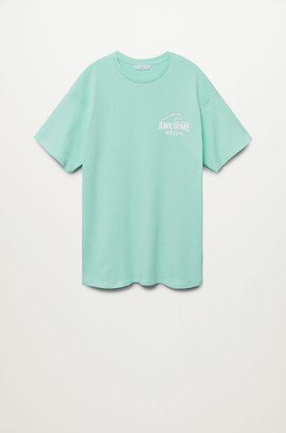 Mango Kids - Dětské tričko WAVEST