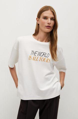 Mango - T-shirt PSWORLD