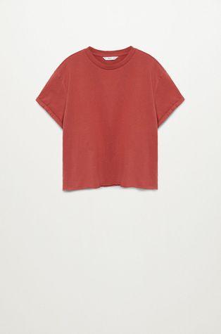 Mango Kids - T-shirt dziecięcy ROLL