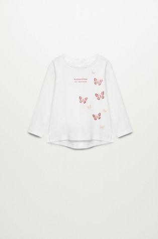 Mango Kids - Detské tričko s dlhým rukávom MARI