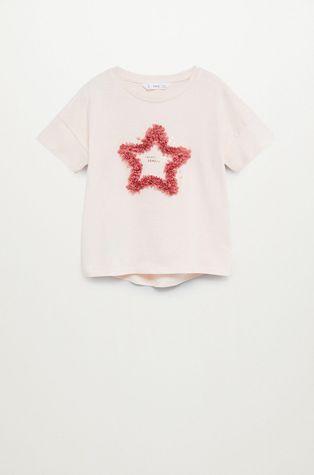 Mango Kids - Dětské tričko MLOGO8